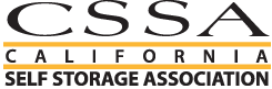California Self Storage Assocation logo